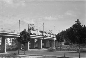Ängbytåg vid Brommaplan